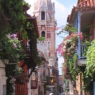 Cartagena-Kolumbien